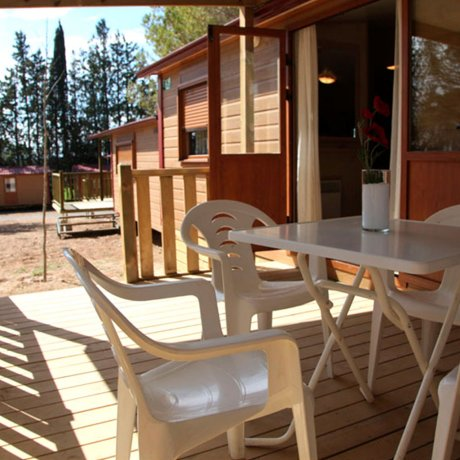 Bungalows - Complejo Camping Bolaso