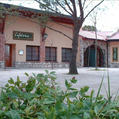 Cafetería Bar- Complejo Camping Bolaso