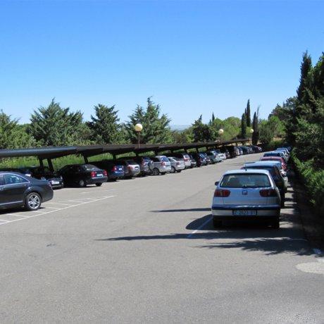 parking camping bolaso