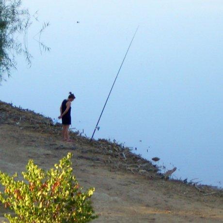 pescar en el bolaso