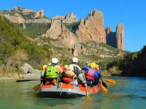 Rafting y Multiaventura en Murillo de Gállego -