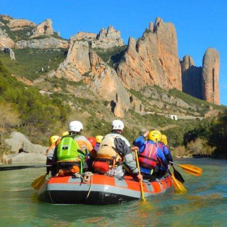 Rafting y Multiaventura en Murillo de Gállego
